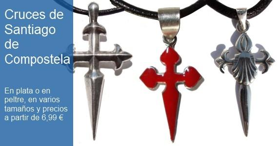 Cruces de Santiago de Compostela